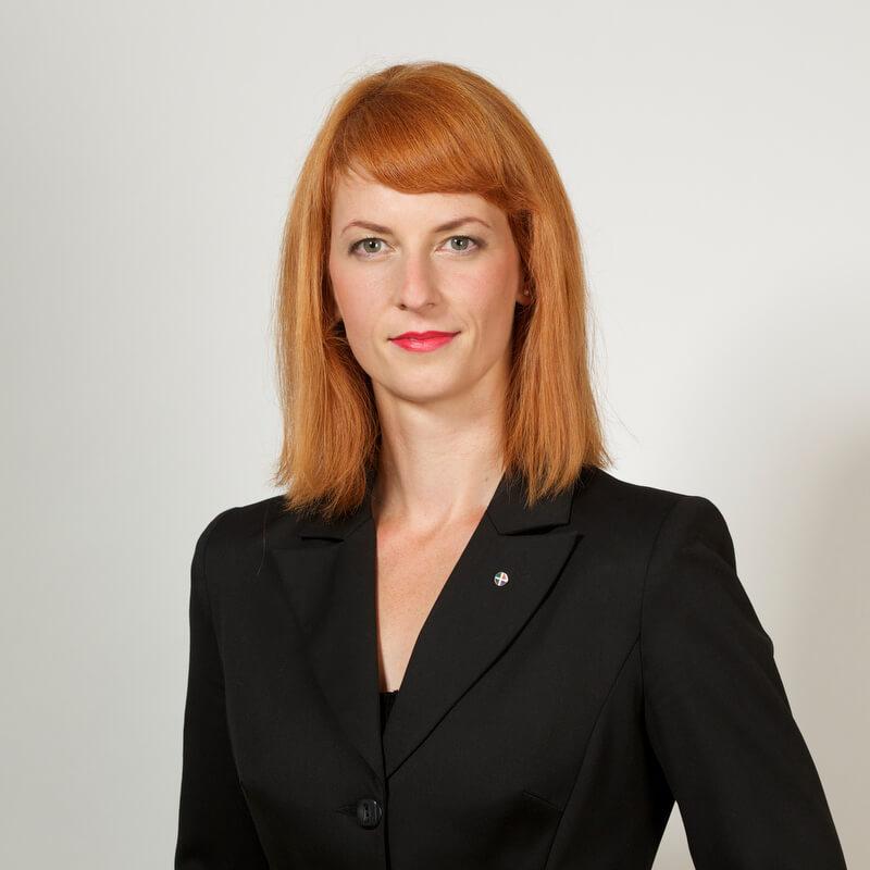 Katarína Bendíková